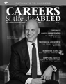 CAREERS & the disABLED Cover